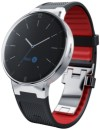 ALCATEL ONETOUCH WATCH SM02, Black/Dark Red