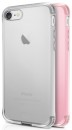 ITSKINS Zero Gel 2 Pack iPhone 7, Pink+Clear