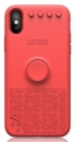 LUDICASE Pop Playground Case iPhone X/XS Red