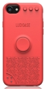 LUDICASE Pop Playground Case iPhone 6/7/8 Red