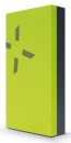 FIXED Zen Powerbank Rapid Charge 12.000mAh, Lime