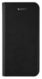 Azuri booklet ultra thin case iPhone 5/5S, Black