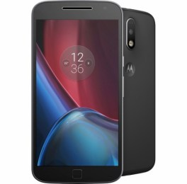 LENOVO MOTO G4 Plus black